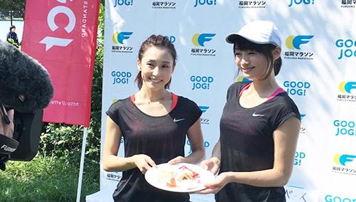 《福岡マラソン2016:給食レポ》マラソンは食べるスポーツだ!