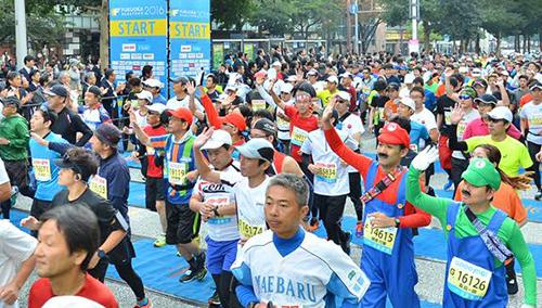 《祝!福岡マラソン完走記念》筋肉痛にならずに走る方法とは!?