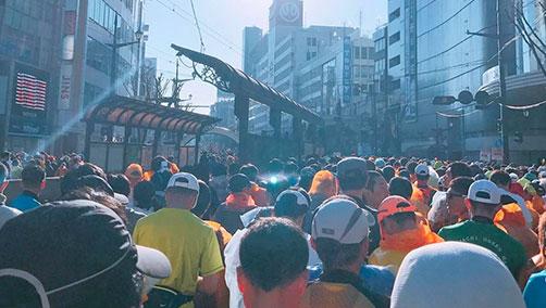 怪我だらけでまさかの自己ベスト!? 自己ベストを10分縮めた熊本城マラソン2017の秘密