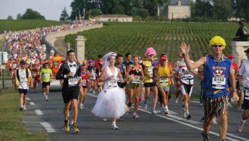 【締切間近!】福岡でボルドーを感じられるマラソン大会!?