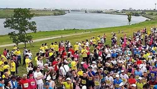 福岡マラソン大会の1ヶ月前に走っておくべき!   // 筑後川マラソン2018